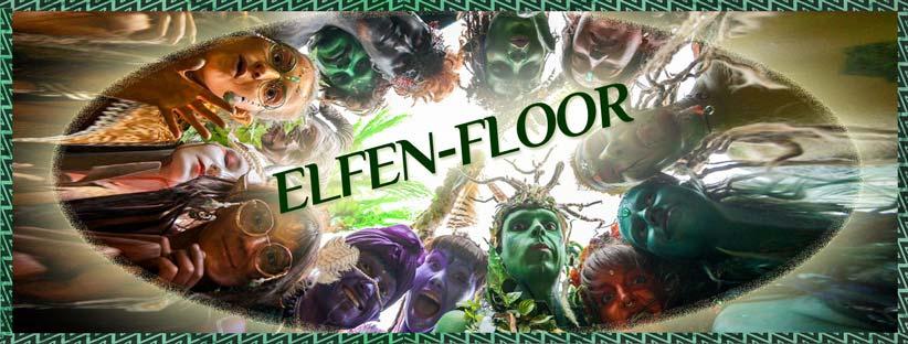 Elfen-Floor Banner